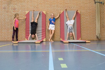 Lessen Gym Gymnastiekvereniging Lycurgus Advendo